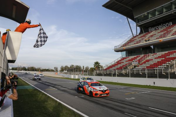 Clio Cup France / Spain : Jurado and Milan victorious in Barcelona - classifications