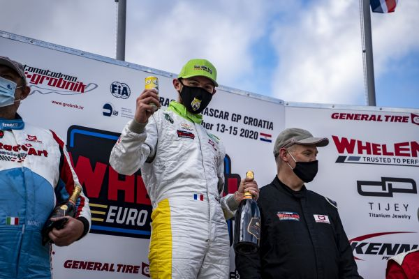 Alain Mosqueron wins Club Challenge at Automotodrom Grobnik in Croatia
