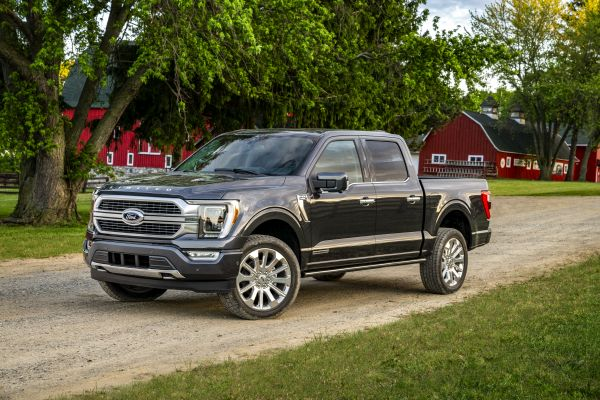 Toughest, Most Productive Ford F−150 Delivers with Best−in−Class Towing and Payload, Most F−150 Torque Ever