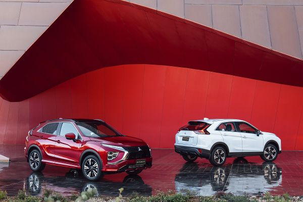New Mitsubishi ECLIPSE CROSS Reveals Radical New Styling and Expands Plug-In Hybrid Option