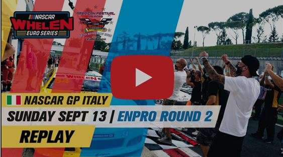 Nascar GP Italy Vallelunga watch full replays - 4 videos
