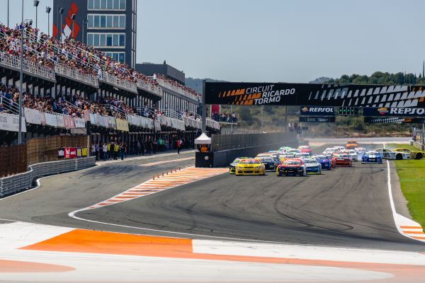 Nascar Whelen Euro Series Recruitment Program returns at Valencia on December 7