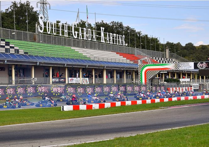 The WSK Euro Series live streaming from Lonato starts from Prefinals on Saturday