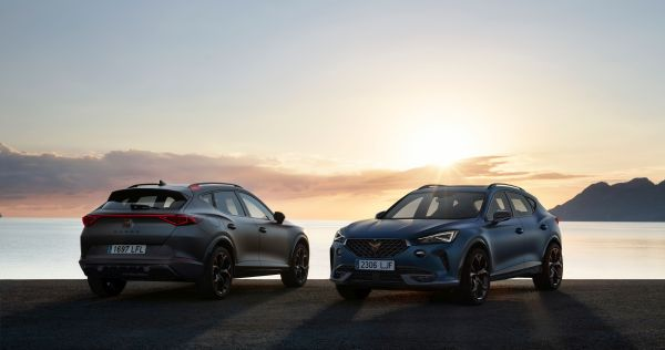 CUPRA Formentor: the first vehicle exclusively designed and developed by the brand has arrived