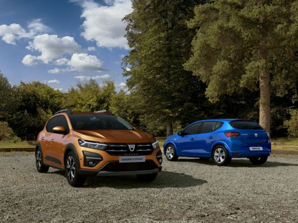 Dacia redefines all-new Sandero, Sandero Stepway and Logan