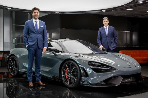 McLaren Automotive unites Europe,Middle East and Africa under new regional division