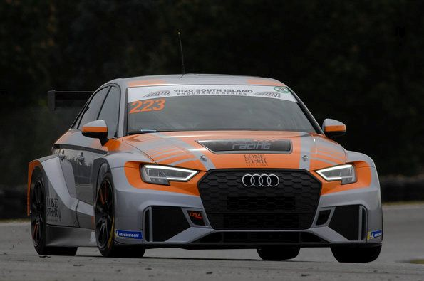 Audi - Two second places in New Zealand