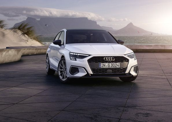 Audi A3 Sportback 30 g-tron - New generation with CNG drive