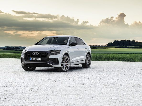 The Audi Q8 TFSI e quattro - Plug-in hybrid rounds off Q8 product line