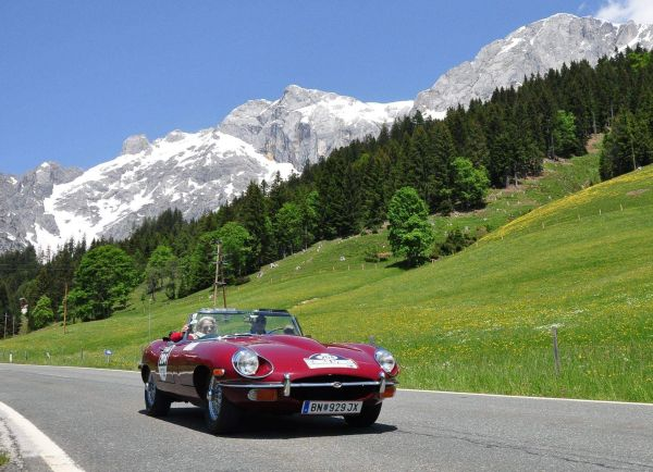 The Kitzbühel Alpen Rally for the first time in autumn - schedule, infos