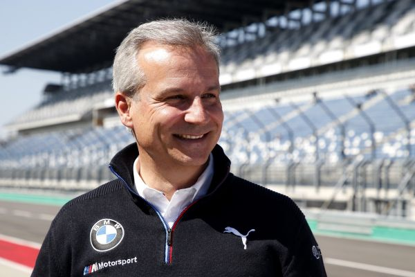 BMW Group Motorsport Director Jens Marquardt takes on new role