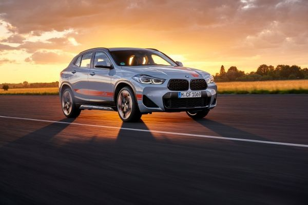 The 2021 BMW X2 Edition M Mesh
