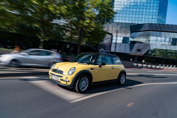 The MINI – for 20 years the original in the premium segment of small cars.