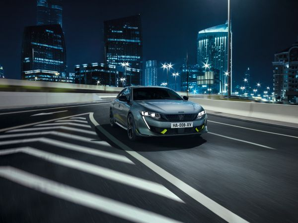 508 Peugeot Sport Engineered, Pioneering Performance Again