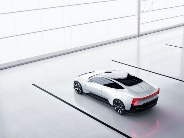 Polestar announces plans for Precept to enter production