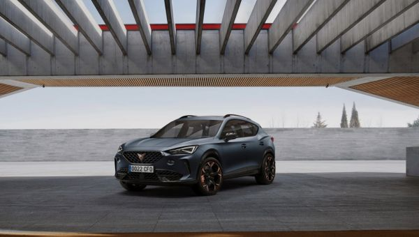 Connect with us to the CUPRA Formentor Start of Production digital event