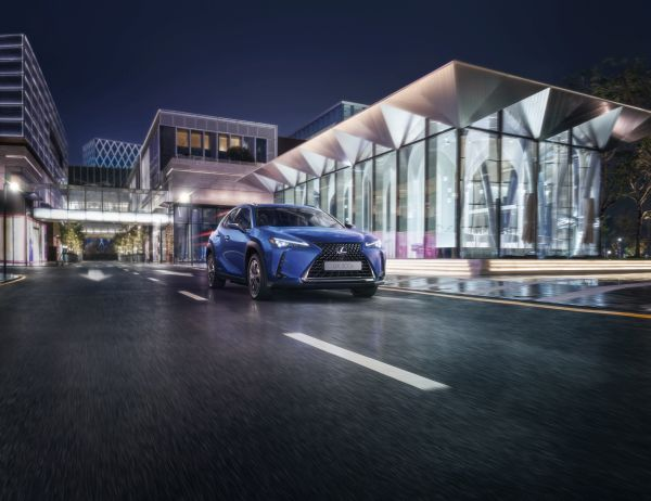 First all-electric Lexus offers bespoke electrified ownership experience