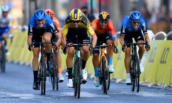 NTT Pro Cycling's Max Walscheid was 10th concluding his debut Tour de France