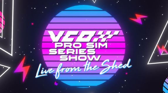 "Jimmy Broadbent joins the VCO ProSim Series and presents ""Live from the Shed"""