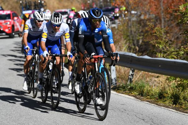 Giro d'Italia: NTT Pro Cycling 6th overall ahead of final stage
