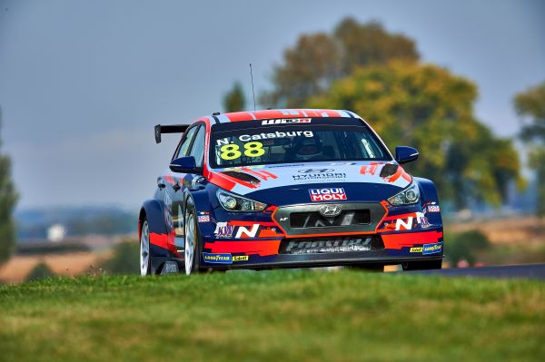 Driver's maiden win highlights Hyundai i30 N TCR performance in WTCR