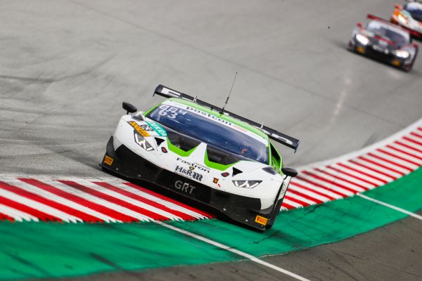 GRT Grasser Racing in superb home form: Two pole positions and a podium at the Red Bull Ring