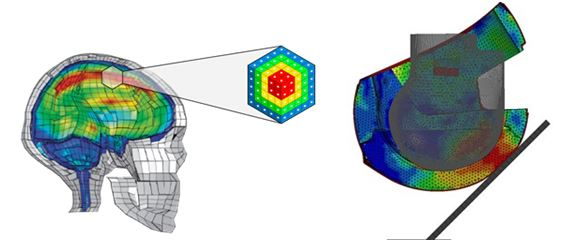 The Future of Helmet Development is Here: MIPS Unveils Its Finite Element Analysis Tool
