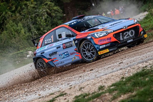 Top results for Hyundai Slovenia backed crews