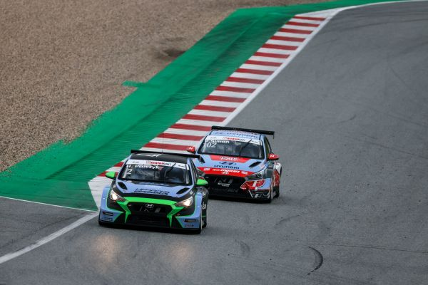Hyundai customer leads TCR Germany points after Red Bull Ring weekend