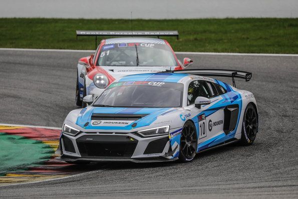 Advantage increased in GT Cup Open Europe