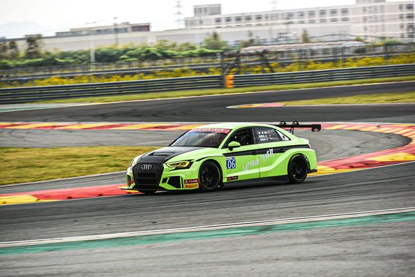 Two endurance victories in China
