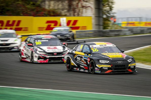 Comtoyou Racing Championship lead maintained