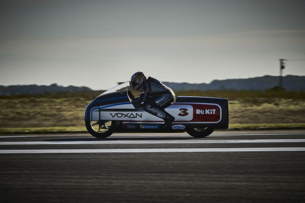Voxan Wattman: The fastest electric motorcycle in the World -  automobilsport.com