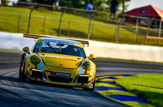 TPC Racing and Efrin Castro Sweep Gold Cup in IMSA Porsche GT3 Cup Challenge Weekend at Road Atlanta