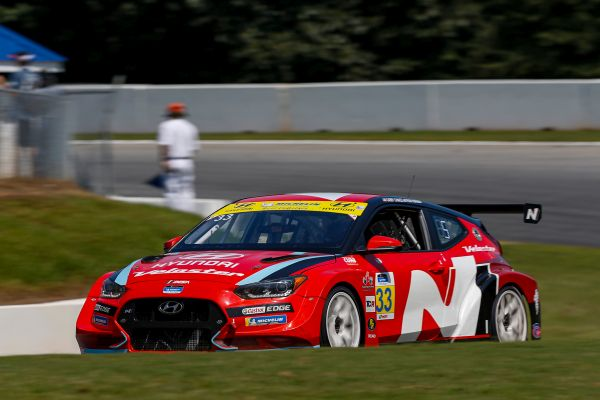 First endurance IMSA win for Hyundai Veloster N TCR