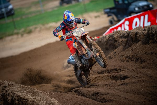 Musquin round out RedBud MX doubleheader weekend with a consistent performance