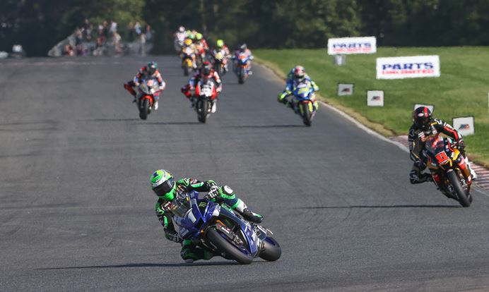 Beaubier Takes 10th Victory of the Season at New Jersey Motorsports Park, results and standings