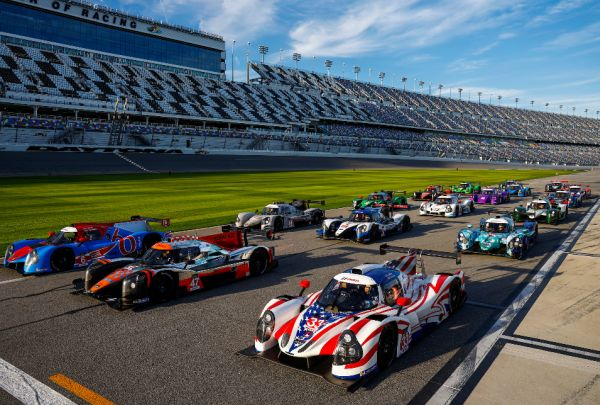 IMSA Prototype Challenge Shifts to Two Classes and Same Race Lengths for All Six Rounds in 2021