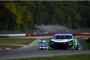 Early End at Mid-Ohio for Rebel Rock Racing