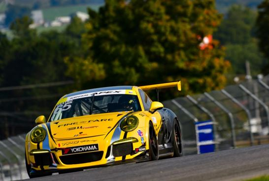 TPC Racing Scores Two IMSA Porsche GT3 Cup Podiums With Efrin Castro on Saturday