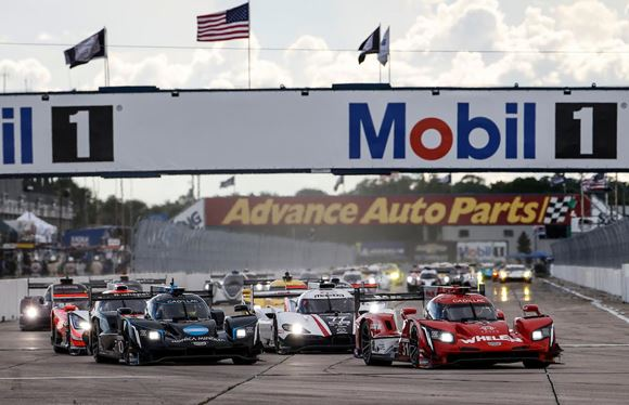 Mobil 1 Twelve Hours of Sebring Presented by Advance Auto Parts Nov 11-14, 2020