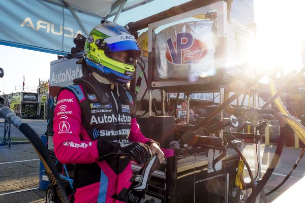 Fighting spirit leads Mario Farnbacher to fifth place at Mid-Ohio