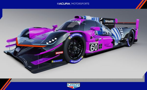 Acura Selects Championship-Winning Teams for 2021 DPi Effort