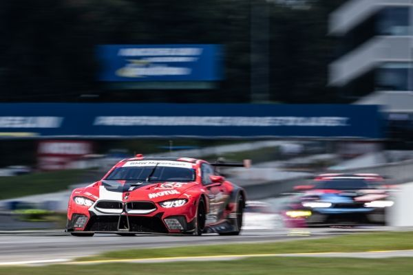 BMW Team RLL Motivated for More at Mid-Ohio.
