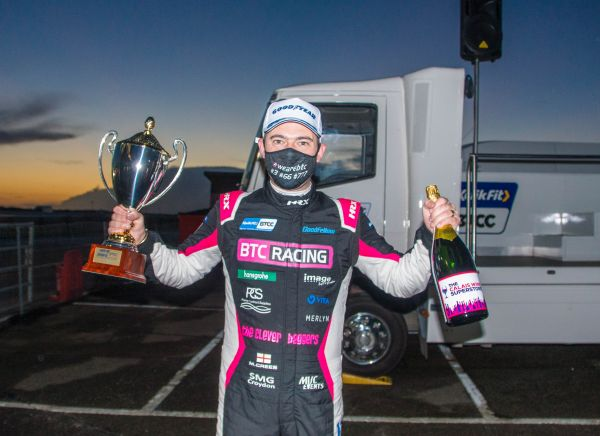 Triple score and Jack Sears honours for BTC Racing at Snetterton