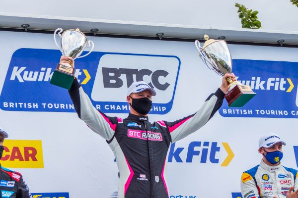 Double delight for BTC Racing with best-ever weekend in BTCC at Croft