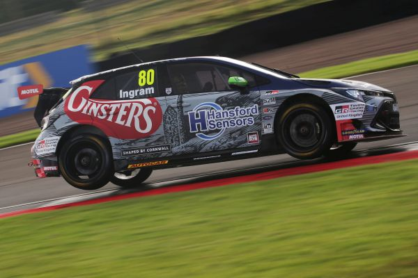 BTCC Thruxton race 2 classification - Double for Tom Ingram