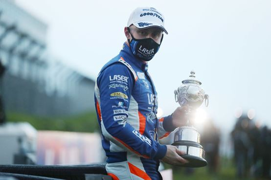 Ash Sutton crowned two-time BTCC Champion at Brands Hatch
