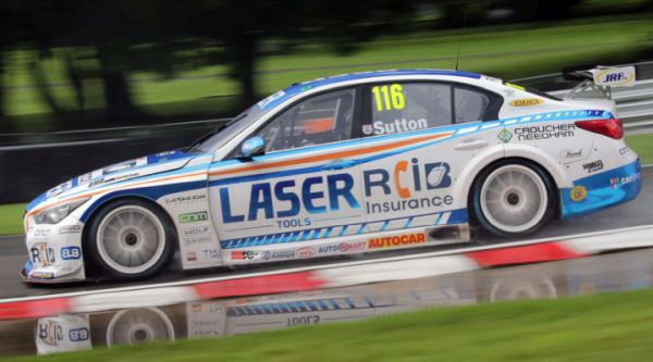 Brands Hatch Indy BTCC race 2 classification - Sutton takes victory ahead of Ingram and Cammish