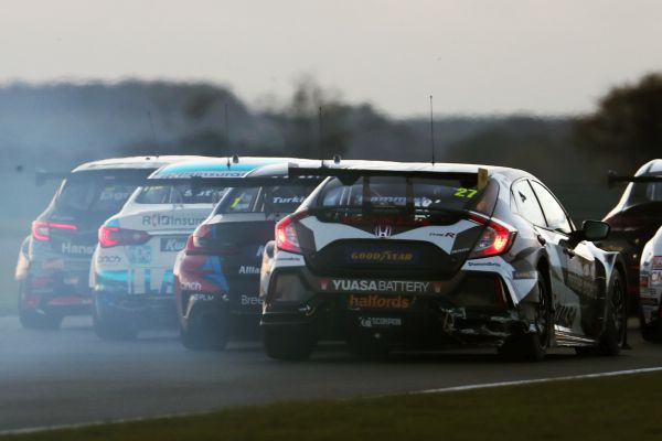 BTCC finale gets the go-ahead - Brands Hatch to stage final race weekend on 14/15 November